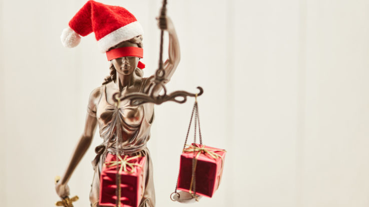 Most Common Holiday Season Legal Issues